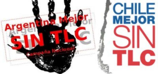 Rechazan la firma del Tratado de Libre Comercio entre Argentina y Chile