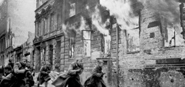 Aniversario del pogromo de La Noche de los Cristales Rotos
