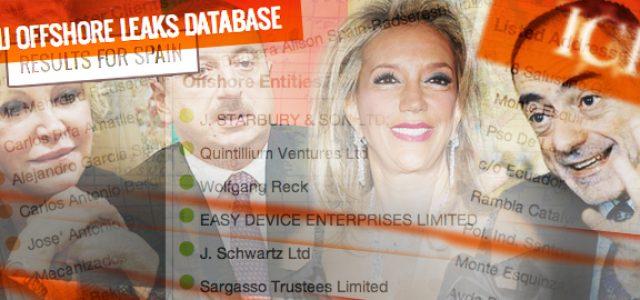 """Sociedades de los """"Papeles del Paraíso"""" se hacen públicas en base de datos Offshore Leaks"""