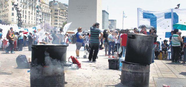 Argentina – Jornada de protesta de los movimientos sociales en todo el país