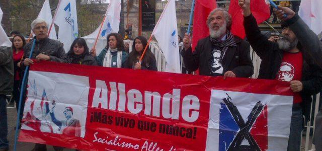 Socialistas Allendistas de Chile condenan el intento de Golpe de Estado del imperialismo contra Venezuela.