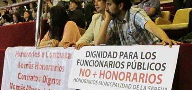Chile – El mito en torno a los funcionarios públicos: La mitad gana entre 400 y 500 mil pesos