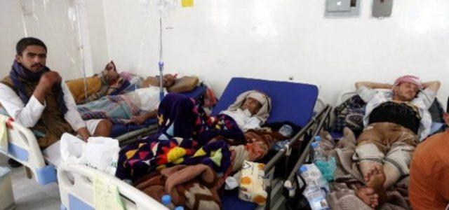 Yemen –Un millón de civiles padecen de cólera, pero el bloqueo es total *