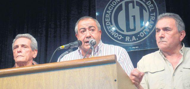 Argentina – La CGT anunció que, si la reforma previsional sale por decreto, convocará una medida de fuerza