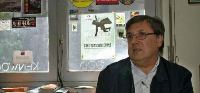 """Chile – Una entrevista con Lucio Cuenca: """"Las multinacionales han secuestrado la democracia"""""""