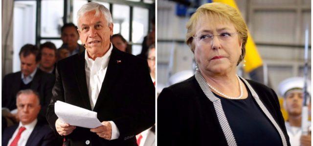 Chile – Por segunda vez Bachelet entregará el poder a Piñera: ¿De quién es la responsabilidad?