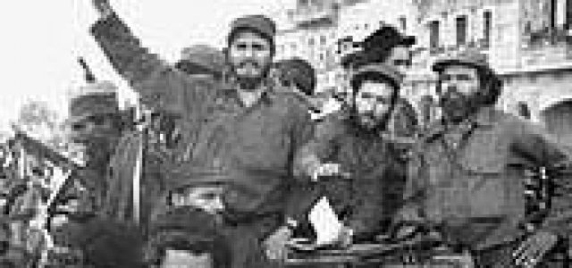 Cuba – Entrada triunfal de Fidel a La Habana