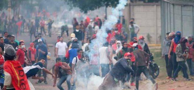Honduras – Rebelión popular contra el fraude electoral y el hambre. ¡Fuera JOH!