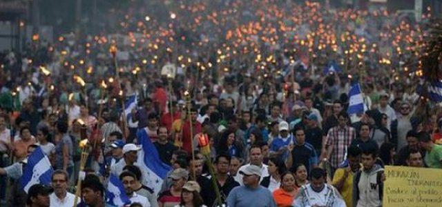Honduras – Se extiende la rebelión. ¡A convertirla en revolución!