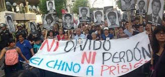 Perú –Retorno de Fujimori a la cárcel