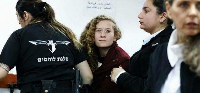 Tres razones por las que una adolescente palestina está volviendo loco a Israel