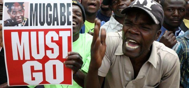 Zimbabue – Mugabe se ha ido pero su régimen permanece en el poder