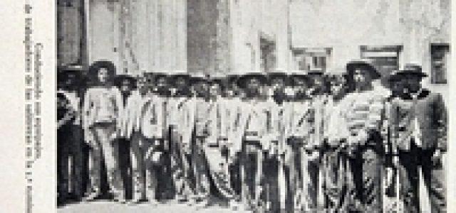 Chile – Masacre de la Escuela Santa María de Iquique