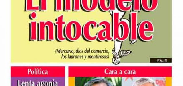 Chile – El modelo intocable
