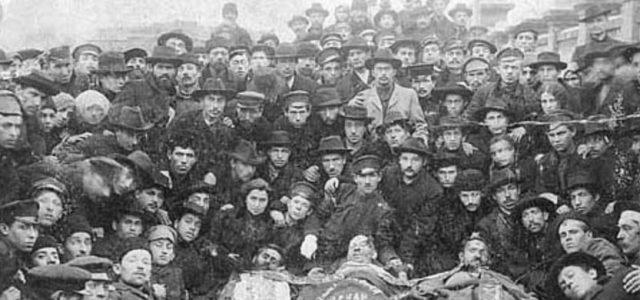 Los bolcheviques y el antisemitismo