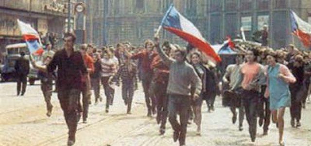 50 aniversario de la primavera de Praga del 68