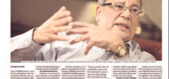 """Perú – """"Este gobierno es inexistente y va al abismo a velocidad constante"""""""