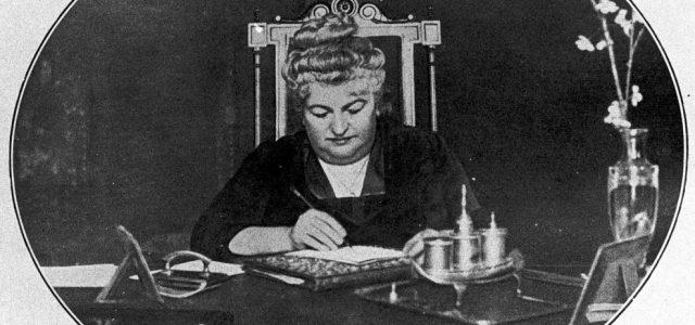 Literatura – Emilia Pardo Bazán, precursora del feminismo