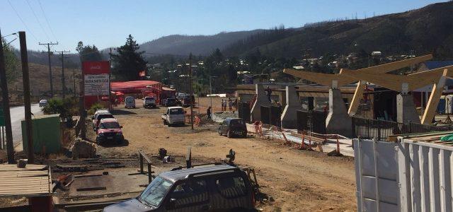 Chile – Santa Olga un año después de la tragedia: Nada para conmemorar