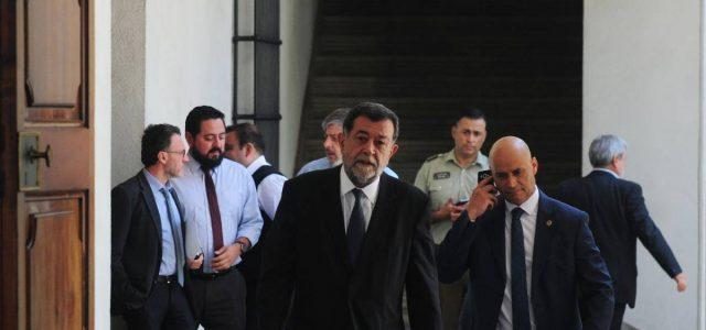 Chile – Apuntan a Aleuy como el responsable político de la Operación Huracán