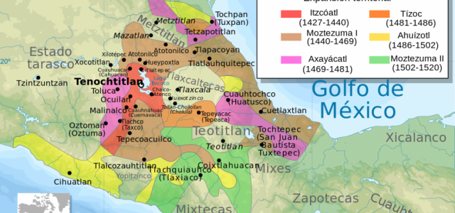 500 años después, encuentran probable causa de la muerte de millones de aztecas