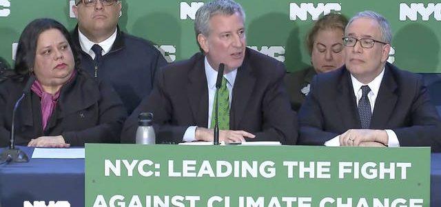 EEUU – Nueva York demanda a compañías petroleras por el cambio climático