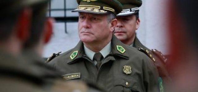 Golpe de la policía militar chilena