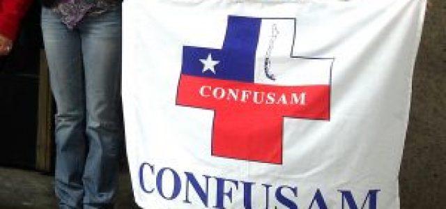Chile – Confusam anuncia PARO NACIONAL