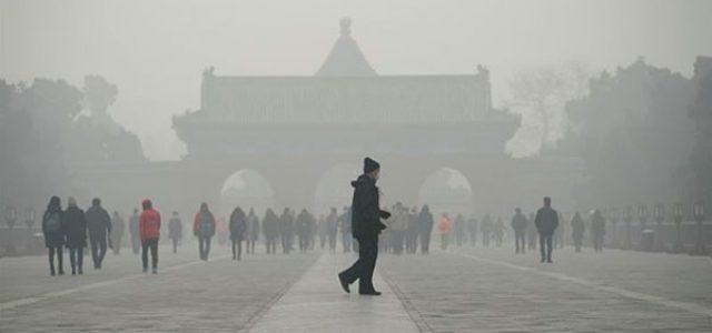 Nueva política medioambiental en China