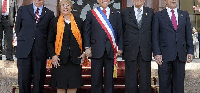 Chile – Requerimiento por pensiones que reciben los ex presidentes