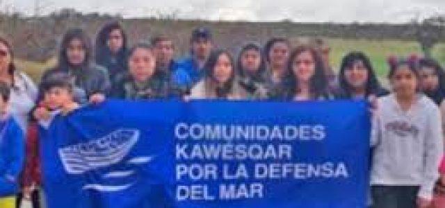 COMUNIDADES KAWÉSQAR  FRENTE A LAFRAUDULENTA CREACIÓN DEL PARQUE NACIONAL KAWÉSQAR, PATAGONIA, CHILE