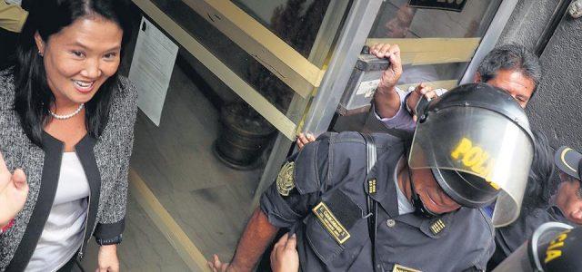 Perú – Odebrecht involucró a Keiko