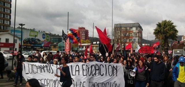 Chile – Confech: La gratuidad en la educación fue una campaña de marketing muy bien vendida por la Nueva Mayoría