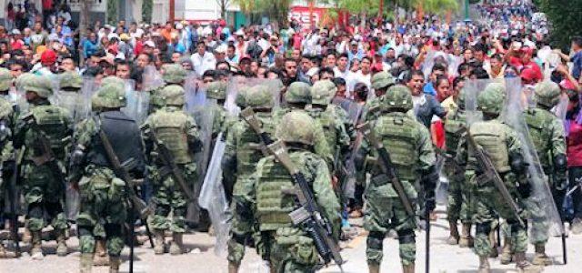 México 2018: Tiempos turbulentos