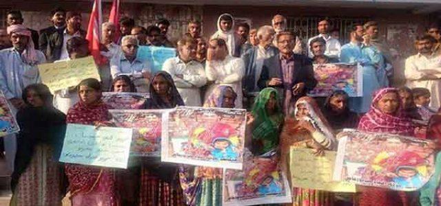 ¡Basta de ataques contra el Movimiento Socialista Sind (SMS) y contra activistas en Sind (Pakistán)!