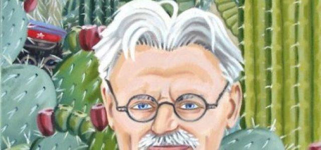 Julio Álvarez del Vayo (y su retrato de Trotsky)
