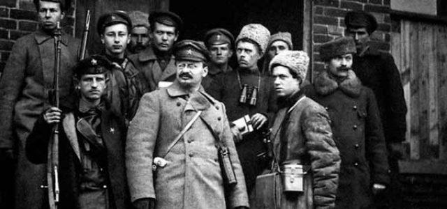 El Ejército Rojo (II) • La victoria sobre la contrarrevolución