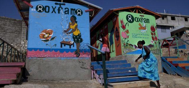 Haití –Oxfam, en medio de una crisis por un escándalo de prostitución