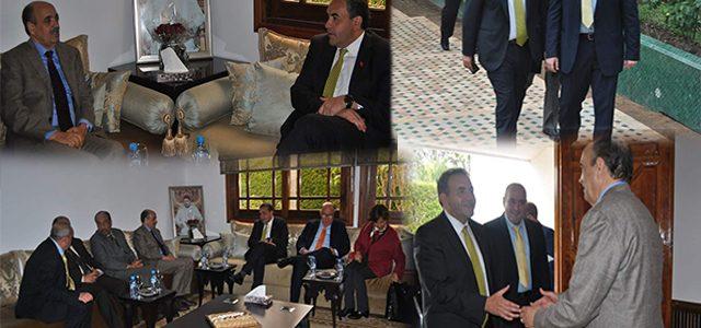 Chile / Sahara Occidental -El controvertido viaje del diputado Fidel Espinoza a Marruecos