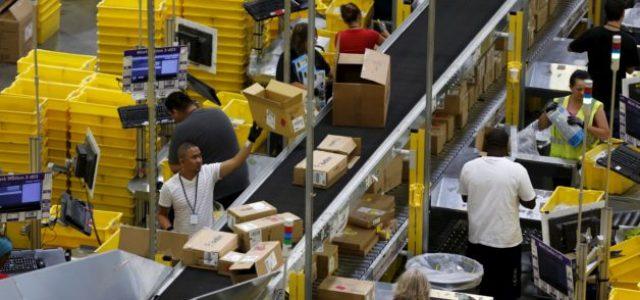 EEUU – Trabajadores de los Almacenes de Amazon: ¿Despertará el gigante?