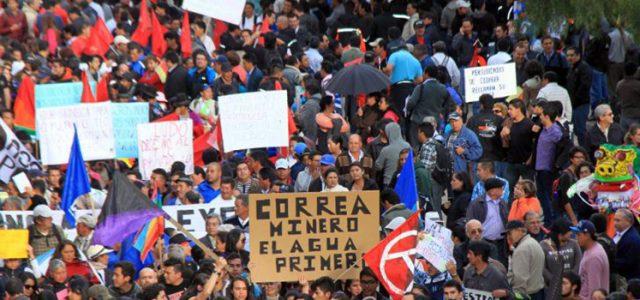 Ecuador –Montecristi vive ante el contundente triunfo del SI