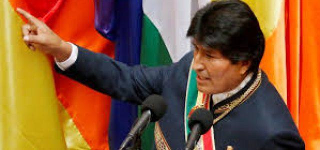 Bolivia –12 años de Evo