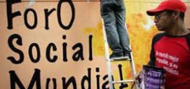 Foro Social Mundial – vaciado de ideas, pueblos y lucha, se muda a Salvador de Bahía