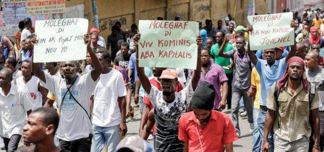 Brasil/Haití – Las lecciones históricas y la gestión militar de la pobreza