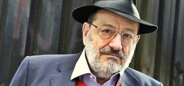 Con ocasión de un nuevo aniversario del fallecimiento de Umberto Eco