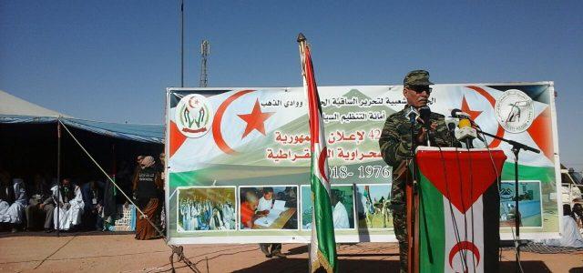 42 Años de la Proclamación de la Independencia Saharaui. Por Esteban Silva