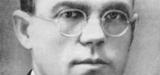 Nikolai Dmitriyevich Kondratieff notable economista victima de las purgas estalinistas