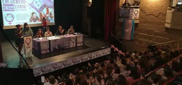 Estado Español – ¡Más de 200 compañeras en el Encuentro de Libres y Combativas!