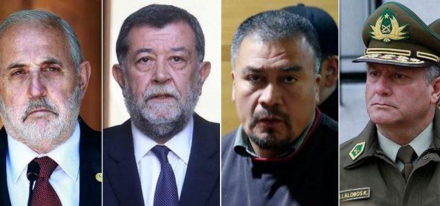 Chile: los funcionarios armados no obedecen a la autoridad civil, deliberan