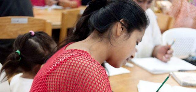 La mujer trabajadora y el acceso a la educación